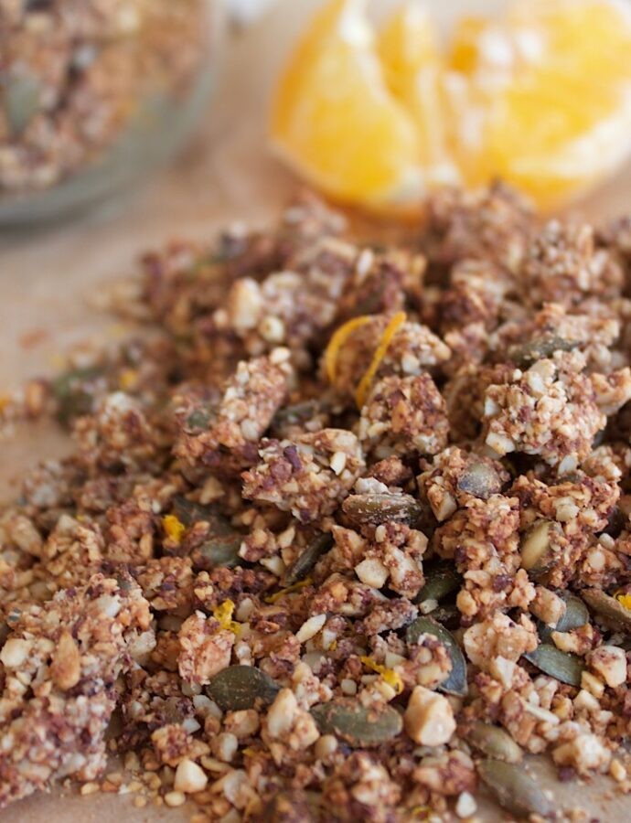 Super Seed & Nutty Granola
